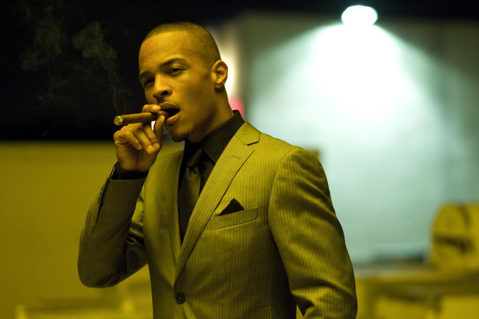 Takers mit T.I.