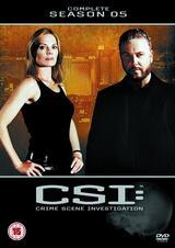 CSI: Den Tätern auf der Spur - Staffel 5 - Poster