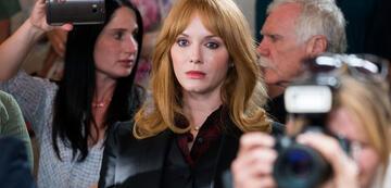 Tin Star: Christina Hendricks als Mrs. Bradshaw (nicht Carrie)