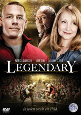 Legendary - In jedem steckt ein Held - Poster