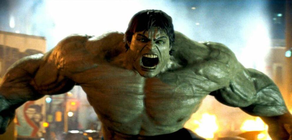 Der unglaubliche Hulk - Der Film im Überblick