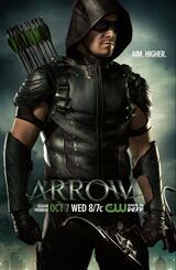 Arrow - Staffel 4 - Poster