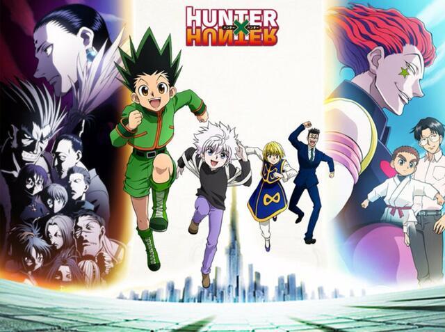 Hunter x Hunter (2011) - Poster