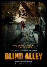 Blind Alley - Im Schatten lauert der Tod - Poster