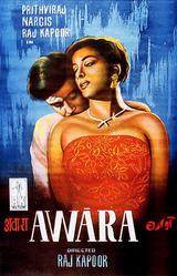 Der Vagabund von Bombay - Poster
