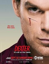 Dexter - Staffel 7 - Poster