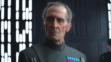 Tarkin in Rogue One: A Star Wars Story
