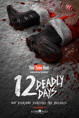 12 Deadly Days - Poster