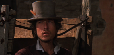 Bob Dylan in Pat Garrett jagt Billy the Kid