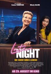 Late Night - Die Show ihres Lebens Poster