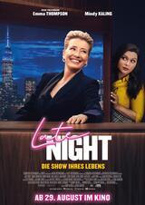 Late Night - Die Show ihres Lebens - Poster