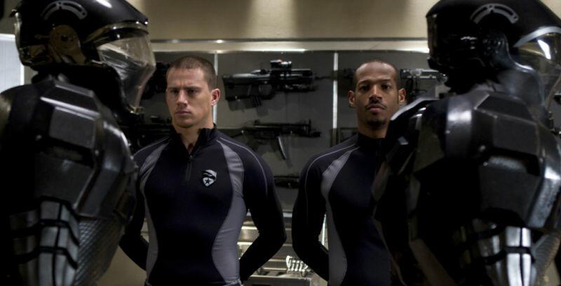 G.I. Joe - Geheimauftrag Cobra mit Channing Tatum und Marlon Wayans