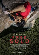 Free Solo - Poster