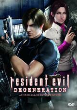 Resident Evil: Degeneration - Poster