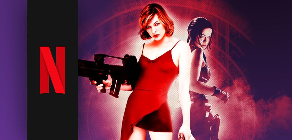 Resident Evil auf Netflix