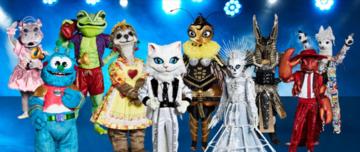 Alle Masken in der 3. Staffel The Masked Singer