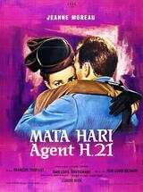Mata Hari - Agent H. 21 - Poster