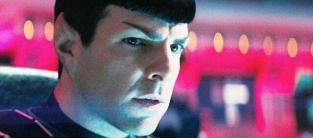 Weniger Prügeln, mehr Denken für Zachary Quinto als Mr. Spock in Star Trek 3?