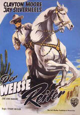 Der weiße Reiter - Poster