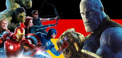 DieAvengers gegen Thanos