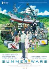 Summer Wars - Poster