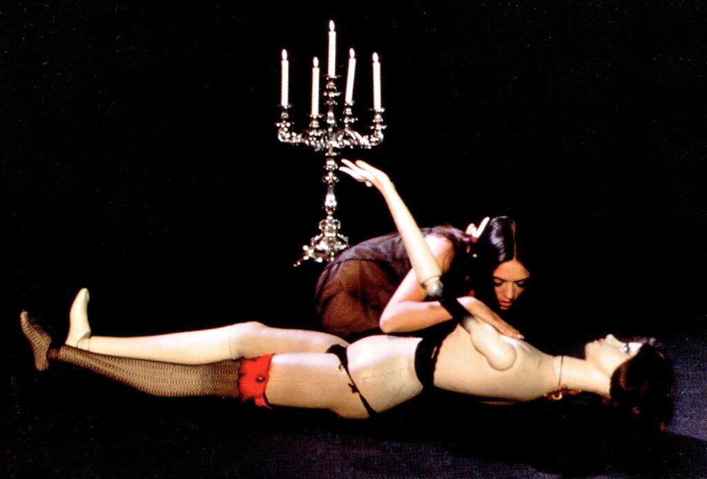 Vampyros Lesbos - Die Erbin des Dracula