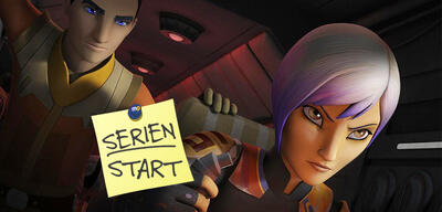 Star Wars Rebels, Staffel 3