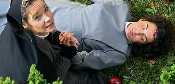 Bild zu:  Die Nonne und der Kommissar – Todesengel