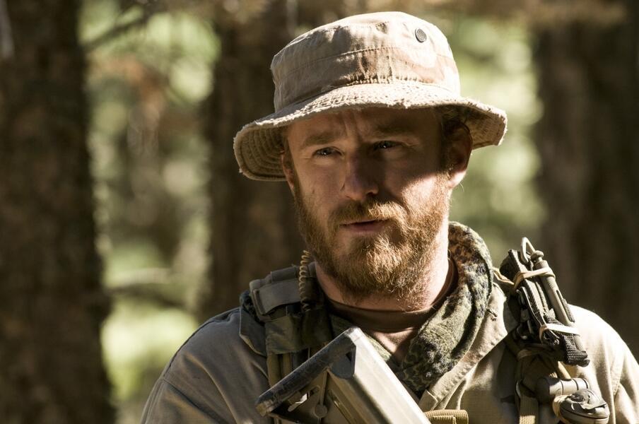 Lone Survivor mit Ben Foster