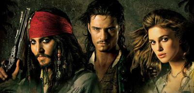 Fluch der Karibik 5 mit Johnny Depp