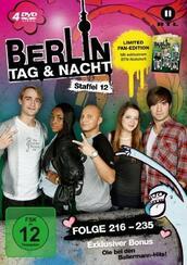 Berlin - Tag und Nacht Staffel 12 - Poster