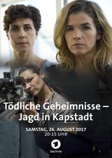 Tödliche Geheimnisse 2 - Jagd in Kapstadt - Poster