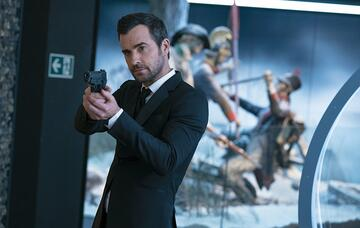 Justin Theroux in Bad Spies