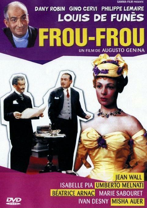 Frou-Frou, die Pariserin