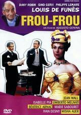 Frou-Frou, die Pariserin - Poster