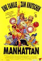 Eine Familie zum Knutschen in Manhattan