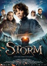 Storm und der verbotene Brief - Poster