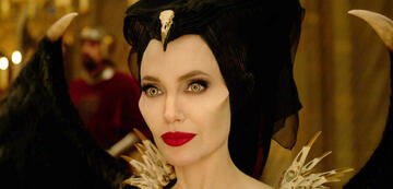Angelina Jolie in Maleficent 2