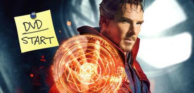 Doctor Strange jetzt auf DVD und Blu-ray