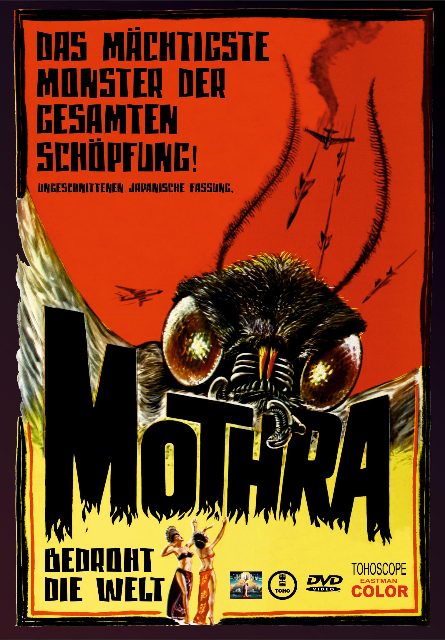 Mothra Bedroht Die Welt Stream