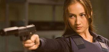Bild zu:  Maggie Q in Die Hard 4.0