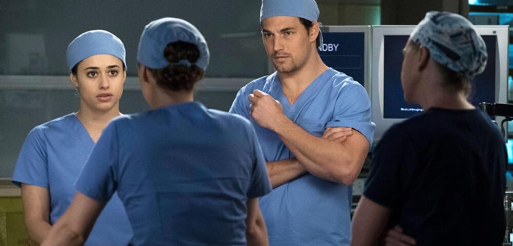 Grey\'s Anatomy lässt Figur gehen, die wir gern noch besser gekannt ...