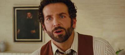 Bradley Cooper in American Hustle