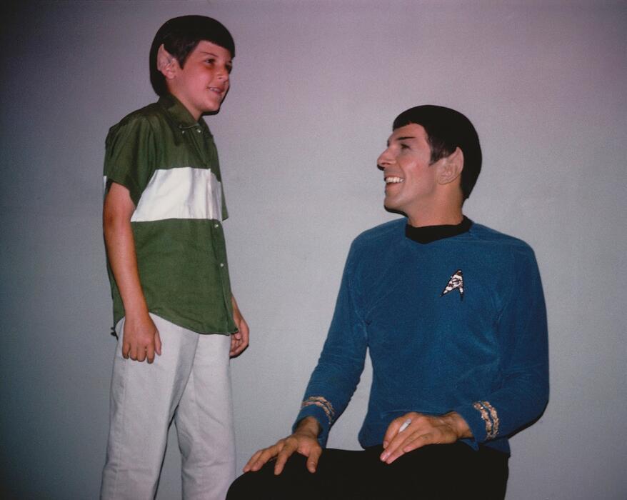 For the Love of Spock mit Leonard Nimoy und Adam Nimoy