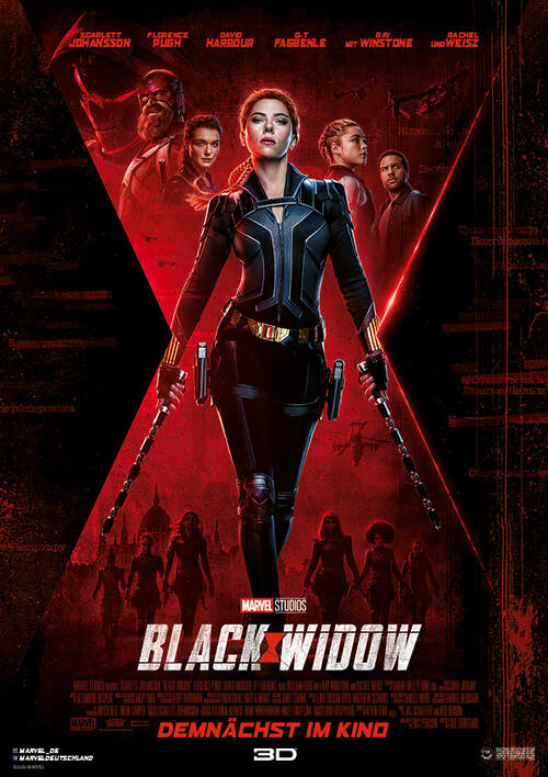 Black Widow   Film 2020   Moviepilot.de