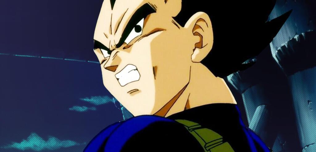 Zum ersten Mal tauchte Vegeta in Dragon Ball Z auf