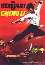 Die Todesfaust des Cheng Li - Poster