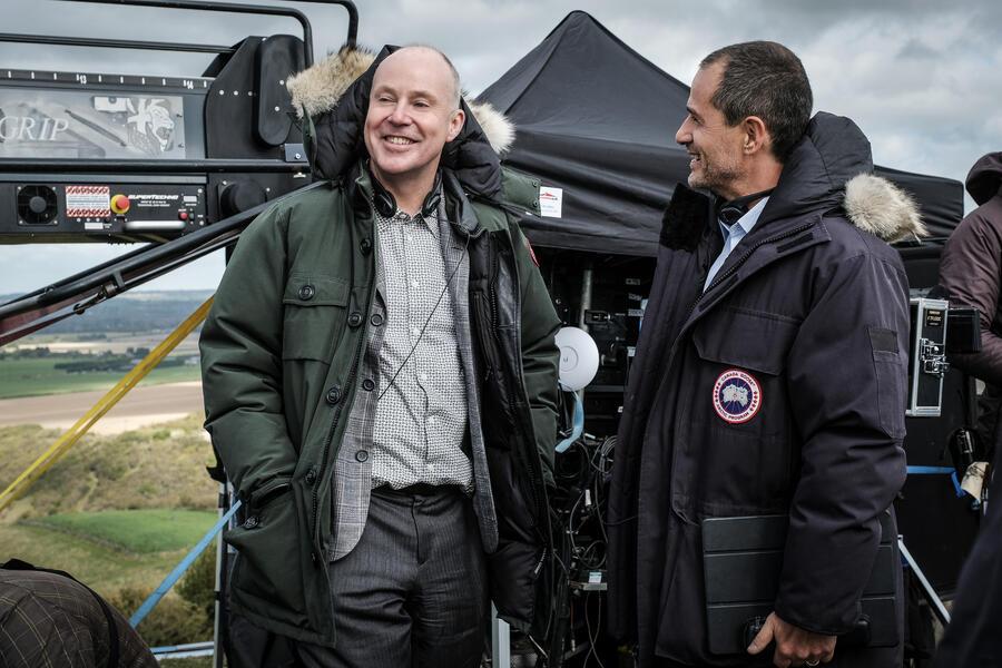 Phantastische Tierwesen: Grindelwalds Verbrechen mit David Yates und David Heyman