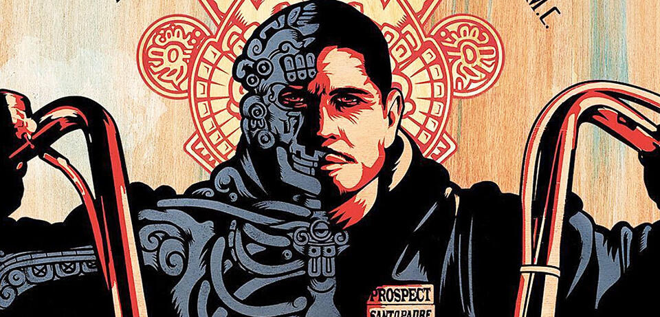 Sons of Anarchy-Spin-off Mayans MC