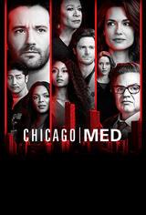 Chicago Med - Staffel 4 - Poster